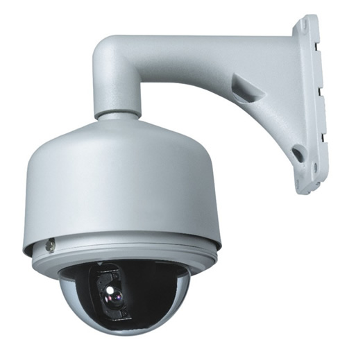 S series outdoor intelligent high speed dome camera publicscrutiny Gallery